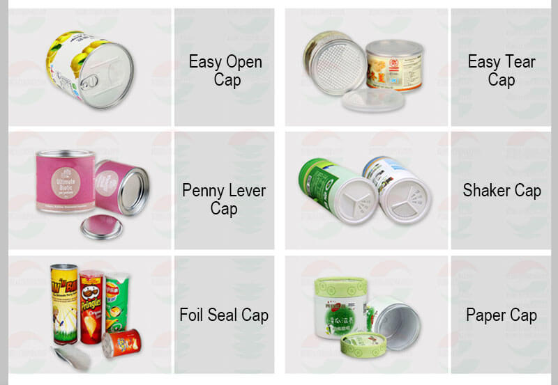 How to design custom recycle round food packaging box from China cardboard box manufacturers?