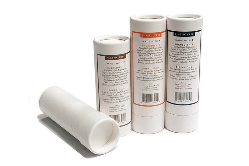 round paper tube packaging