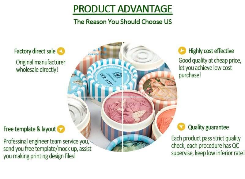 paper packaging production advantage