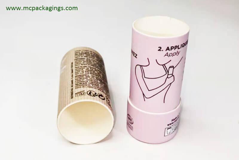 push up paper tube deodorant