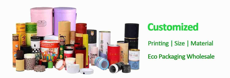 custom eco packaging wholesale